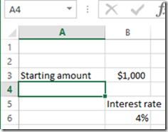 spreadsheet logic